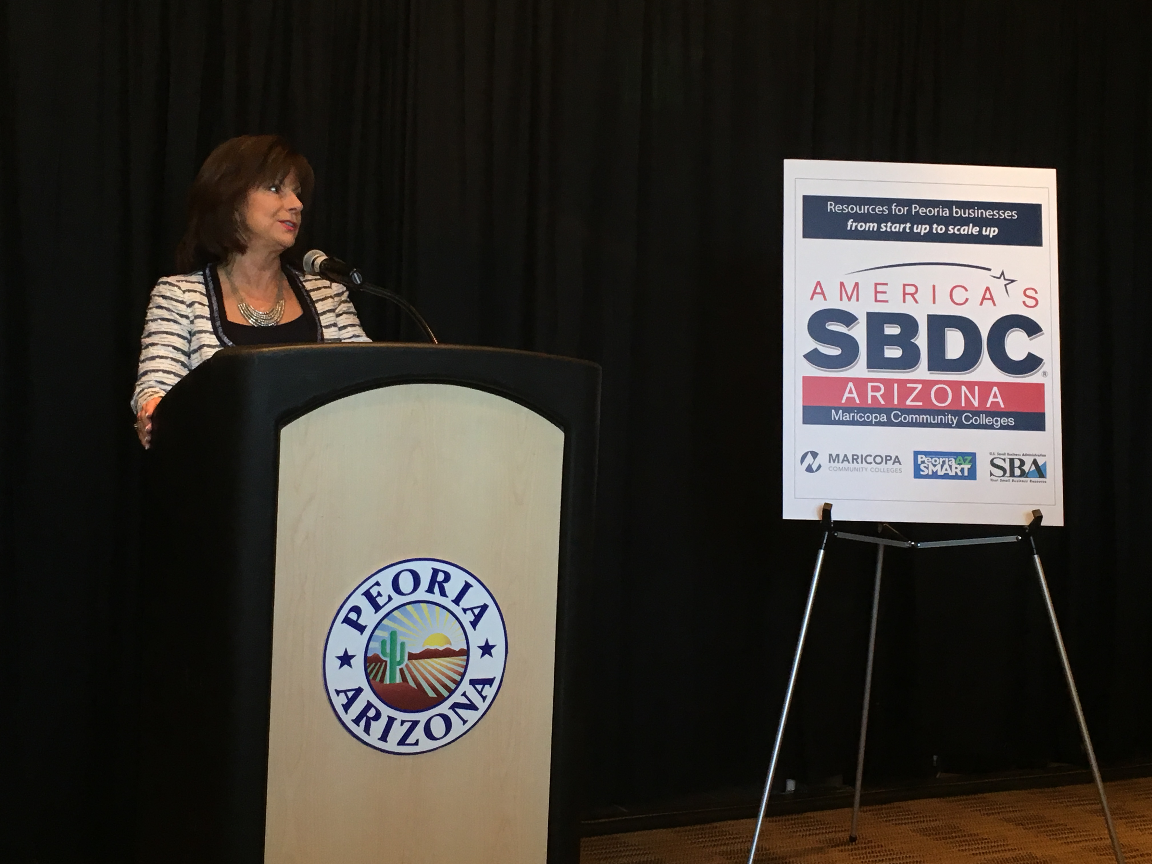City of Peoria Partners with Maricopa Small Business